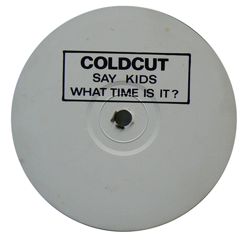 COLDCUT / SAY KIDS WHAT TIME IS IT? [USED 12inch/UK] 2625円