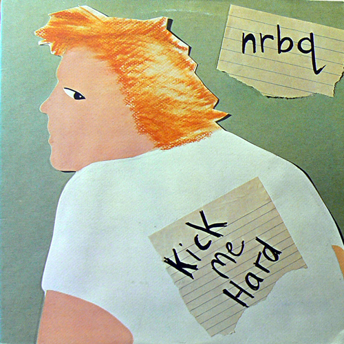 NRBQ / KICK ME HARD [USED LP/US] 2100円