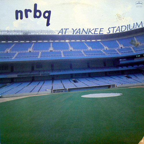 NRBQ / AT YANKEE STADIUM [USED LP/US] 1575円