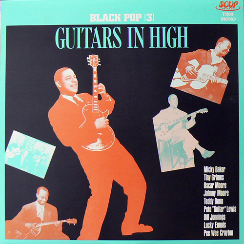 V.A. / GUITARS IN HIGH [USED LP/JPN] 840円
