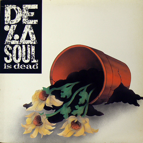 DE LA SOUL / DE LA SOUL IS DEAD [USED LP/US] 1680円