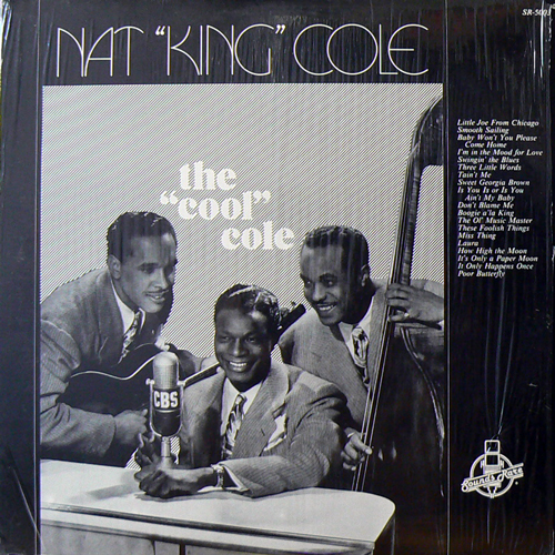 NAT KING COLE TRIO / THE