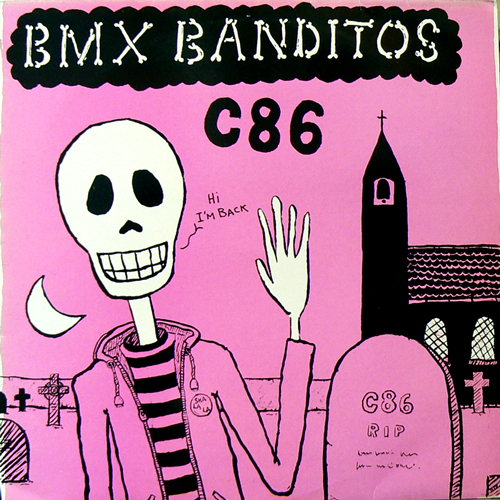 BMX BANDITS / C86 [USED LP/UK] 3990円