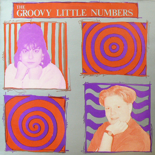 THE GROOVY LITTLE NUMBERS / YOU MAKE MY HEAD EXPLODE [USED 12inch/UK] 2310円