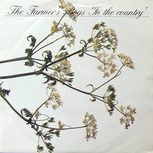 THE FARMER'S BOYS / IN THE COUNTRY [USED 7inch/UK] 1470円
