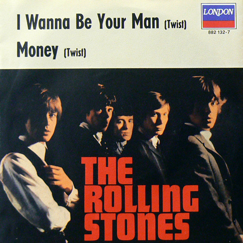 THE ROLLING STONES / I WANNA BE YOUR MAN [USED 7inch/EU] 1050円