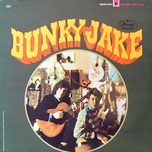 BUNKY AND JAKE / S.T. [USED LP/US] 3990円