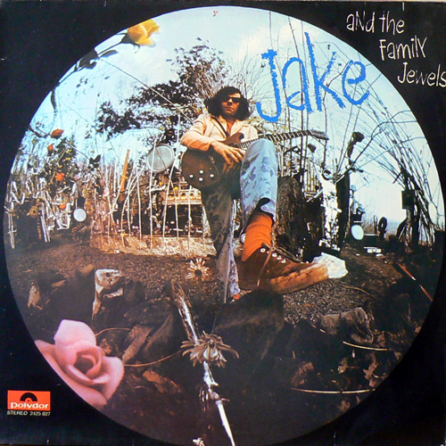JAKE AND THE FAMILY JEWELS / S.T. [USED LP/EU] 2100円