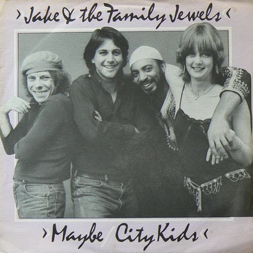 JAKE & THE FAMILY JEWELS / MAYBE [USED 7inch/US] 1260円