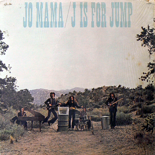 JO MAMA / J IS FOR JUMP [USED LP/US] 2310円