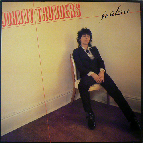 JOHNNY THUNDERS / SO ALONE [USED LP/UK] 3150円