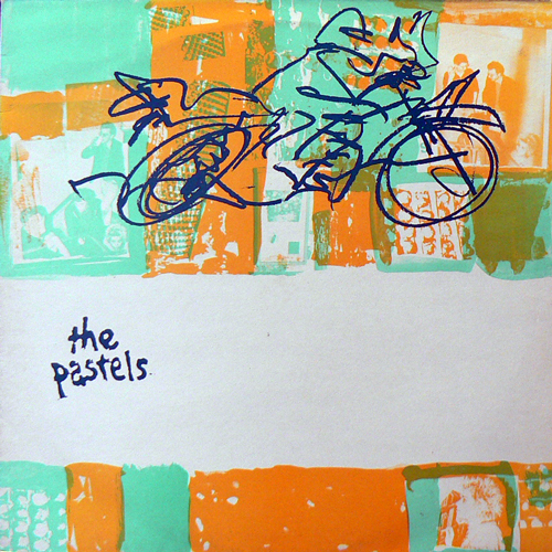 THE PASTELS / TRUCK TRAIN TRACTOR [USED 12inch/UK] 1260円