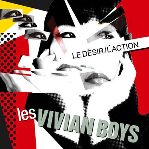 VIVIAN BOYS / 欲望アクション [NEW CD/JPN] 1200円