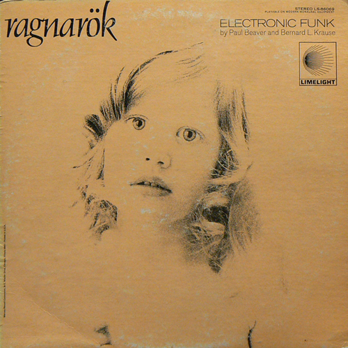 BEAVER & KRAUSE / RAGNAROK-ELECTRONIC FUNK [USED LP/US] 4200円
