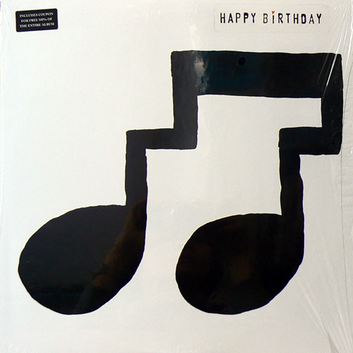 HAPPY BIRTHDAY / S.T. [USED LP/US] 1050円