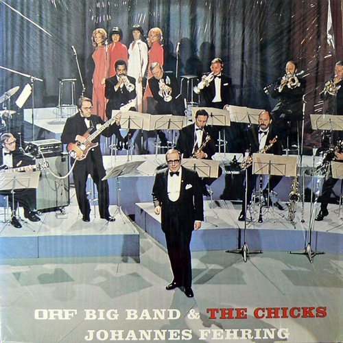 ORF BIG BAND & THE CHICKS-JOHANNES FEHRING / S.T. [USED 2LPs/EU] 2100円