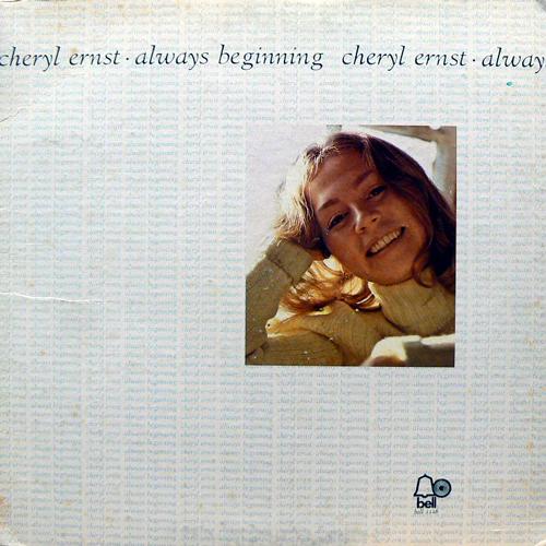 CHERYL ERNST / ALWAYS BEGINNING [USED LP/US] 2100円