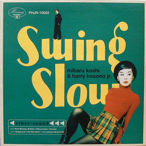 SWING SLOW / S.T. [USED 10inch/JPN] 1890円