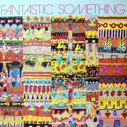 FANTASTIC SOMETHING / S.T. [USED LP/JPN] 3150円