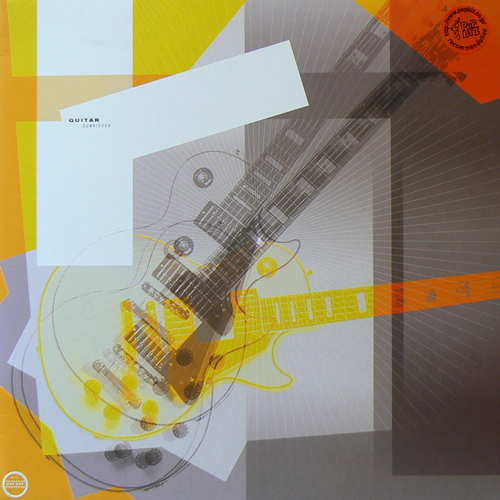 GUITAR / SUNKISSED [USED LP/EU] 1890円