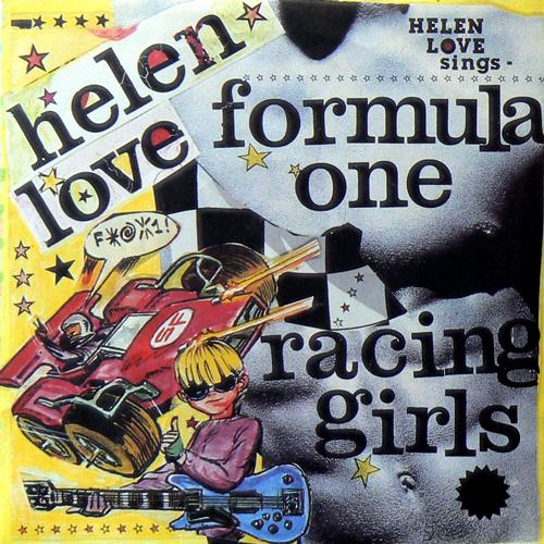 HELEN LOVE / FORMULA ONE RACING GIRLS [USED 7inch/UK] 525円