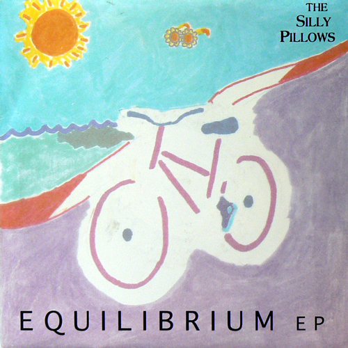 THE SILLY PILLOWS / EQUILIBRIUM ep [USED 7inch/EU] 735円