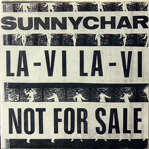 SUNNYCHAR・TIP TOP PLANETS・MELCLES / LA-VI LA-VI [USED EP/JPN] 1260円