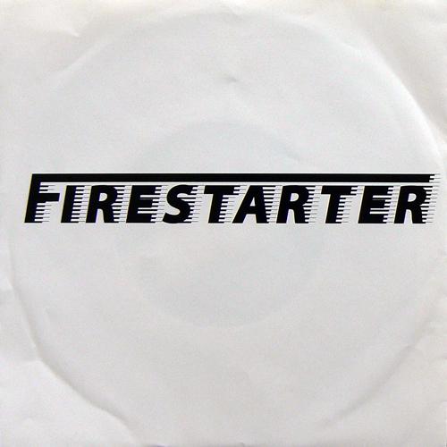 FIRESTARTER / THE MAJORS ARE LESSER [USED 7inch/JPN] 3150円