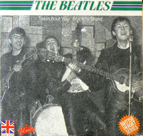 THE BEATLES / SHIMMY SHAKE [USED 7inch/US] 630円