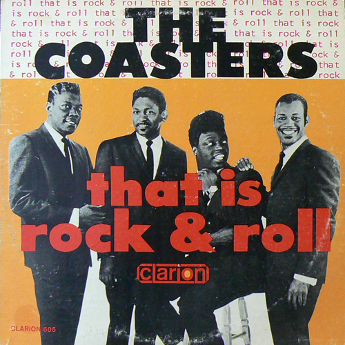 THE COASTERS / THAT IS ROCK & ROLL [USED LP/US] 2940円
