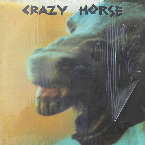 CRAZY HORSE / S.T. [USED LP/US] 1890円