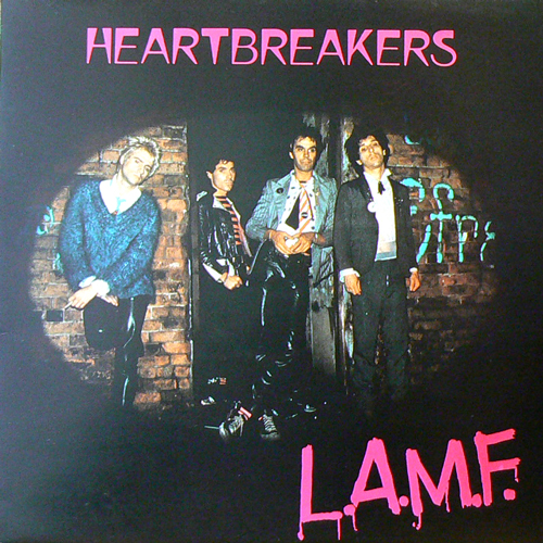 HEARTBREAKERS / L.A.M.F. [USED LP/UK] 6880円
