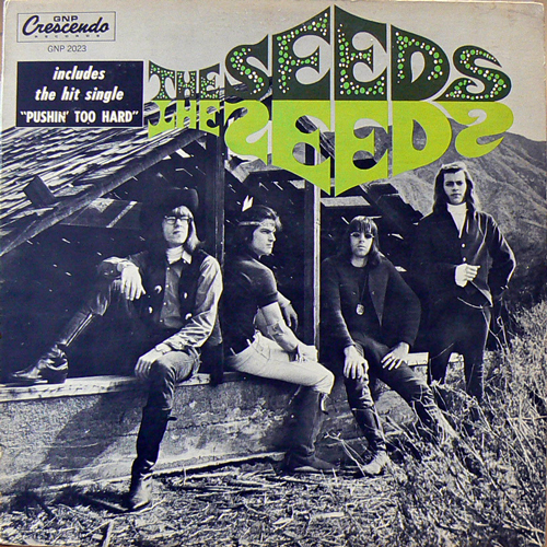 THE SEEDS / S.T. [USED LP/US] 2625円