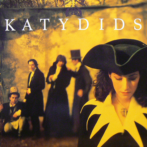 KATYDIDS / S.T. [USED LP/UK] 1680円