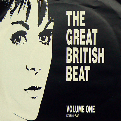 V.A. / THE GREAT BRITISH BEAT VOL.ONE [USED EP/EU] 840円