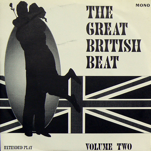 V.A. / THE GREAT BRITISH BEAT VOL.TWO [USED EP/EU] 840円