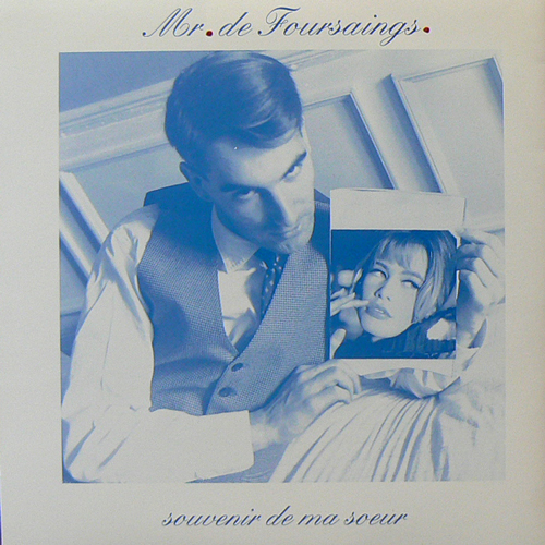 Mr. DE FOURSAINGS / SOUVENIR DE MA SOEUR [USED EP/EU] 840円
