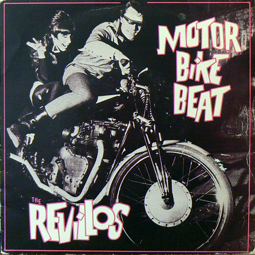 THE REVILLOS / MOTOR BIKE BEAT [USED 7inch/UK] 1470円