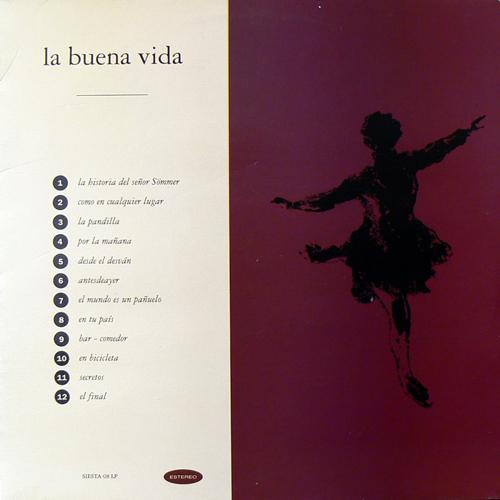 LA BUENA VIDA / S.T. [USED LP/EU] 1260円