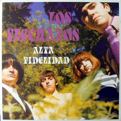 LOS FLECHAZOS / ALTA FIDELIDAD [USED LP/EU] 1470円
