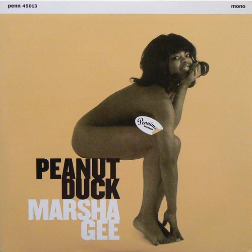 MARSHA GEE / PEANUT DUCK [USED 7inch/EU] 2000円