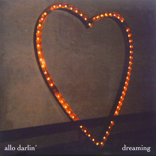 ALLO DARLIN' / DREAMING [USED 7inch/UK] 800円