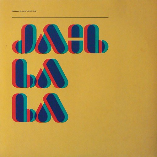 DUM DUM GIRLS / JAIL LA LA [USED 7inch/US] 800円
