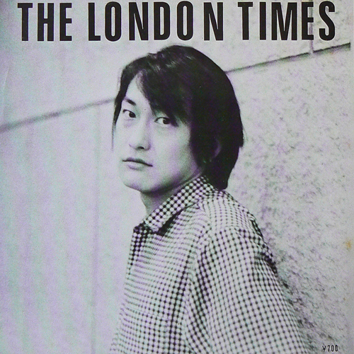 THE LONDON TIMES / THEME OF THE LONDON TIMES [USED 7inch/JPN]