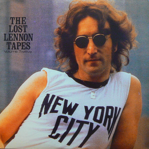 JOHN LENNON / THE LOST LENNON TAPES VOL.12 [USED LP/US] 1600円