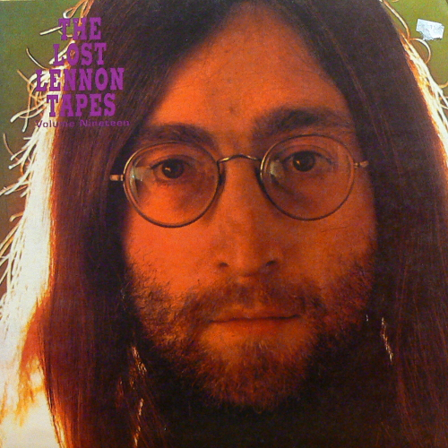 JOHN LENNON / THE LOST LENNON TAPES VOL.19 [USED LP/US] 1800円