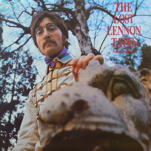 JOHN LENNON / THE LOST LENNON TAPES VOL.22 [USED LP/US] 1600円