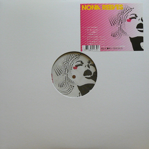 NONA REEVES / EXCERPT FROM THE ALBUM DESTINY [USED 12inch EP/JPN] 2500円