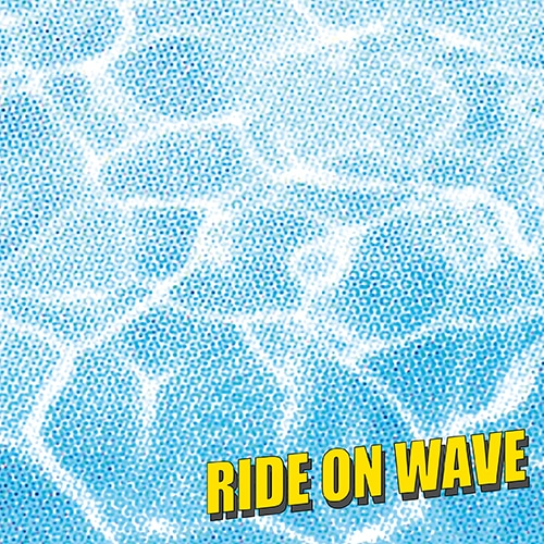 Yogee New Waves / RIDE ON WAVE e.p. [NEW 7inch/JPN] 1500円