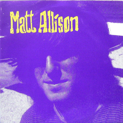MATT ALLISON / HARD LOOK AT PERFECT [USED 7inch/US] 800円